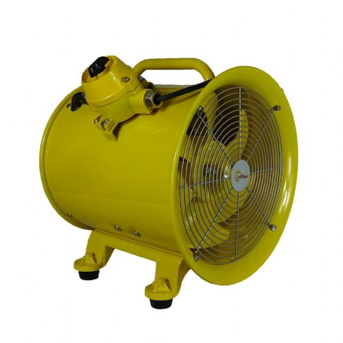 Portable Ventilation Extraction Fans Explosion Proof 110V & 240V
